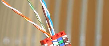 Elektriciteitswerken VDB & Zn - Oudenaarde - Data & telefoniebekabeling